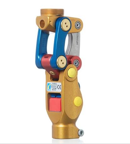 托拓®七轴几何锁膝关节儿童型